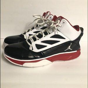 Jordan F2F II Basketball Shoes, by Nike, Size 12